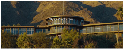 The skyline country club